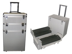 2 Tier Case with Trolley