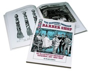 The Vanishing American Barber Shop Book