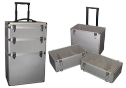3 Tier Case with Trolley