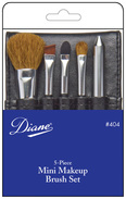 Diane Makeup Brush Set