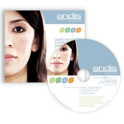 Andis DVD Ladies Mid-Length Contemporary Bob