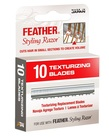 Feather Texturizing Blades